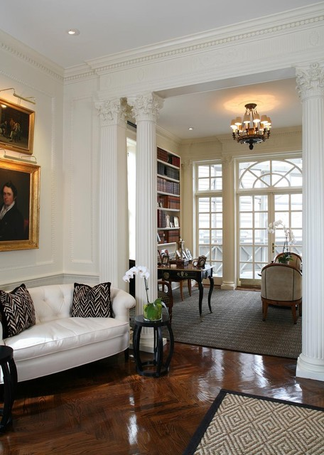 ceiling lights for living rooms room wall units with storage kalorama residence - traditional dc metro ...