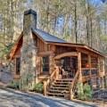 Blue ridge georgia cabins traditional exterior atlanta by