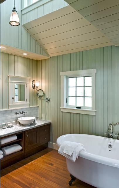 Bathroom Beach Style Bathroom Portland Maine By