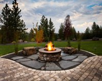 FIREPIT Design Ideas, Pictures, Remodel and Decor
