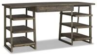 Brownstone Furniture Winston Desk - Eclectic - Desks And ...