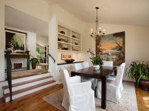Modern Elegant Dining room - Traditional - Dining Room ...