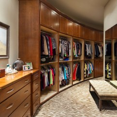 Window Dressing Ideas For Living Rooms Color Room With Brown Couch Hill Country Custom Home - Traditional Closet Austin ...