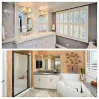 Master bathroom sink. One or two sinks?