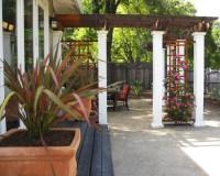 Mediterranean Garden in San Anselmo, CA - Mediterranean ...