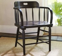 Captain's Armchair - Pottery Barn - Traditional - Dining ...
