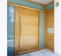 Urbanfront Parma - Contemporary - Front Doors - london ...