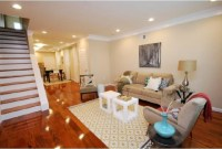 Brazilian Cherry Hardwood Floors - Transitional - Living ...