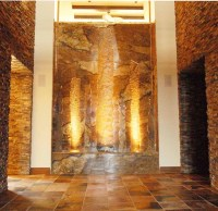 Stone Wall Indoor Waterfall