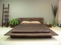 Delta Low Profile Platform Bed - Asian - Platform Beds ...