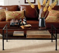 Tanner Rectangular Coffee Table - Traditional - Coffee ...