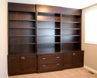 Wall Units - Traditional - Home Office - toronto - by ...