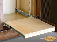 Decorative Pull-Out Shelf - Showplace Cabinets ...