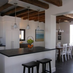Country Cottage Living Room Decor Glamorous Rooms Coastal Warehouse Loft - Beach Style Kitchen Other ...