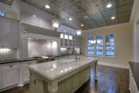 Kitchen Ceilings - Tin Tiles - Traditional - Kitchen ...