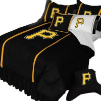 pittsburgh pirates bedding