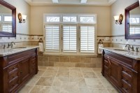 Luxury Spa Master Bathroom