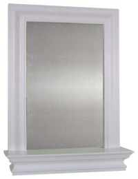 Kingston Wall Mirror with Shelf