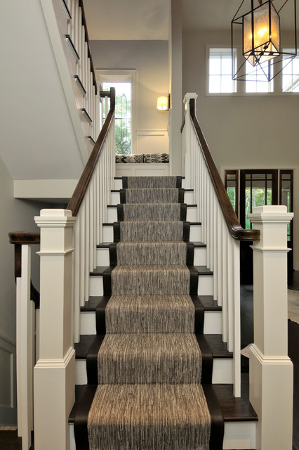East Hampton Contemporary Staircase New York By
