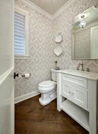 Powder Room - Traditional - Powder Room - minneapolis - by ...
