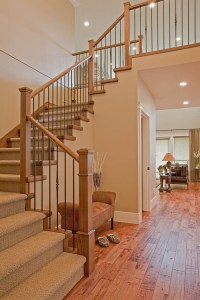 Best carpeting for use on steps?