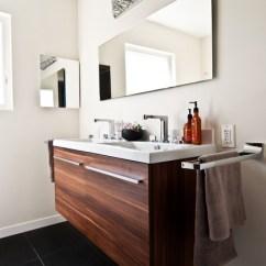 Designer Mirrors For Living Rooms Best Sage Green Paint Color Room Porcelanosa City Nogal Vanity - Modern Bathroom San ...