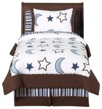 Starry Night 4-Piece Twin Bedding Set by Sweet Jojo ...