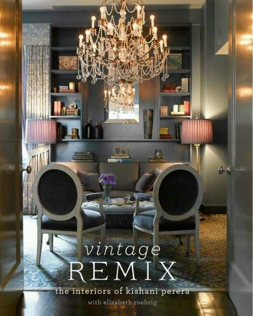 Vintage Remix: The Interiors of Kishani Perera contemporary-books