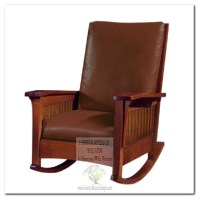 Mission Rocking Chairs - Craftsman - Rocking Chairs ...
