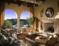 Caslano Outdoor Living Room - Mediterranean - Living Room ...