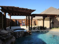 Pool Pergolas - 3 in 1 Backyard - Patio - dallas - by ...