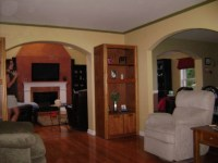 Not just a bump out - Traditional - Family Room ...