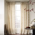 Curtains you may consider the aesthetics of interior applied wood