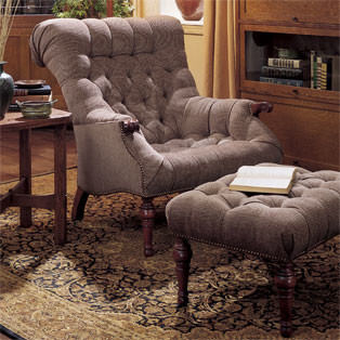 stickley leopold chair for sale navy parsons furniture collections at traditions 39 s fabric 96 9328 ch