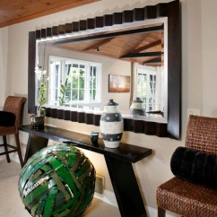 Decorating With Large Mirrors Living Room Blue Green Brown Ideas Beautiful In Using Big