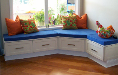 nice mirrors living room color sofas window seat - tropical family tampa