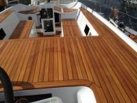 Teak Boat Decking - Traditional - Hardwood Flooring ...
