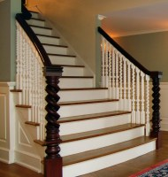 Antique Restoration   Traditional   Staircase   new york ...