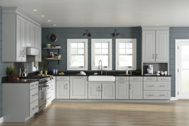 Mid Continent Cabinetry  Transitional  Kitchen  denver