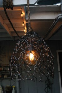 Hanging Outdoor Lights | House Ideals