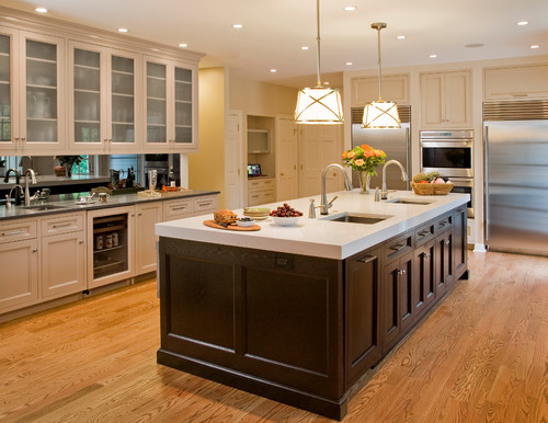 PHOTOS Kosher kitchens that prove why doubles are trendy