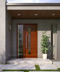 Modern contemporary entry doors - Contemporary - Front ...