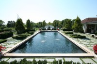 Lake Forest English Garden - Traditional - Pool - chicago ...