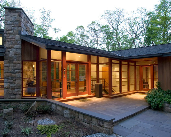 140,579 stained cedar Home Design Photos