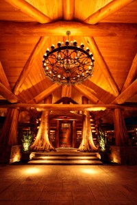 Awesome Log Cabin - Rustic - Entry - dallas - by Passion ...