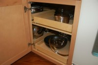 Pull Out Shelves - Blind Corner Solution - louisville - by ...