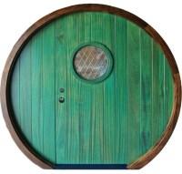 Round Doors & Rouond Top Mahogany Doorsalder Doorsinterior ...