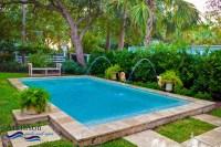 pretty #backyard small #pool | Dreamy Backyards | Pinterest