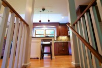 Open Spaces Colonial Kitchen Remodel - Traditional ...