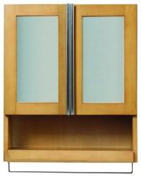 Decolav 5248-MPL Tyson Wall Cabinet in Maple - Modern ...